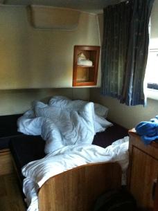 אחד מחדרי השינה