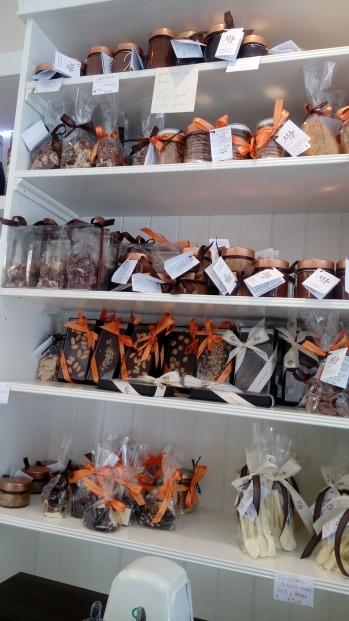 בית קפה שוקולד בסאלו